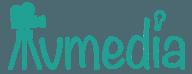 AvMedia Official Logo. Sandra Lena Video editor and filmmaker