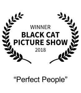 Winner 2018 Black Cat Picture Show best staff pick award perfect people