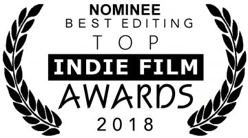 Top Indie Awards Film Festival. Best Editing Film official selection nominee Jeremy. Edited by Sandra Lena