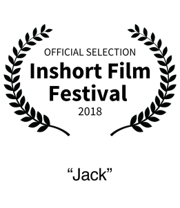 Nominee 2018 In short Film Festival Best Short Film Jack