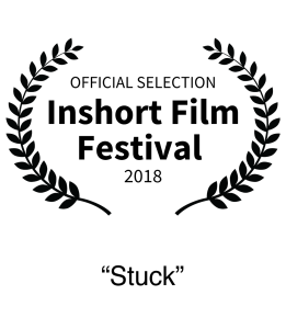 Nominee 2018 In short Film Festival Best Short Film Stuck