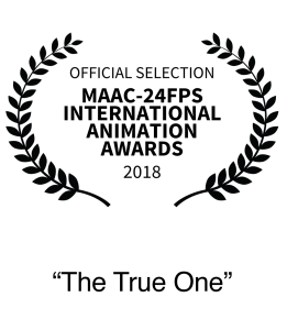Nominee 2018 MAAC Film Festival Best Short Film The True One. Editor Sandra Lena
